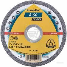 Disc debiata metal Klingspor A60